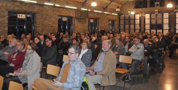 Lierneux: un nouveau projet éolien porté par EDF